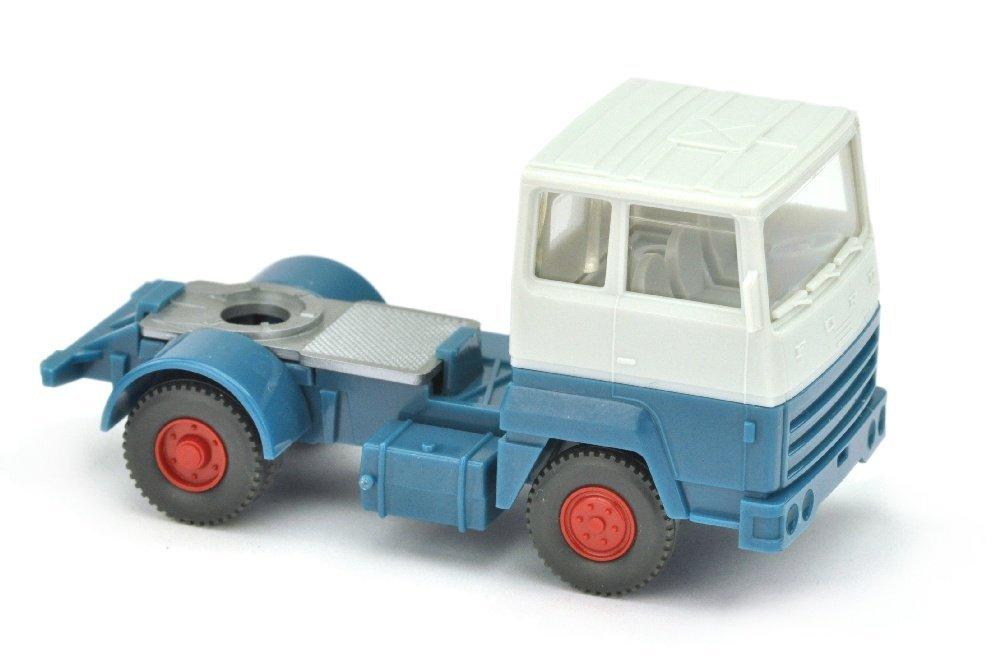 Zugmaschine Ford Transconti, altweiss/azurblau