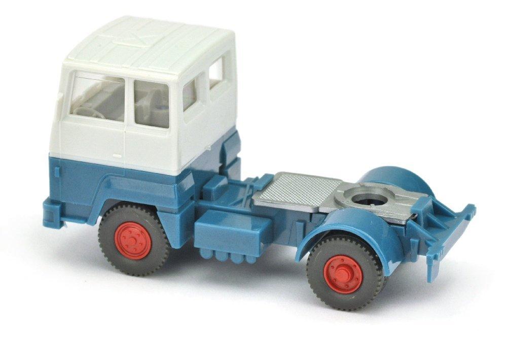 Zugmaschine Ford Transconti, altweiss/azurblau - 2