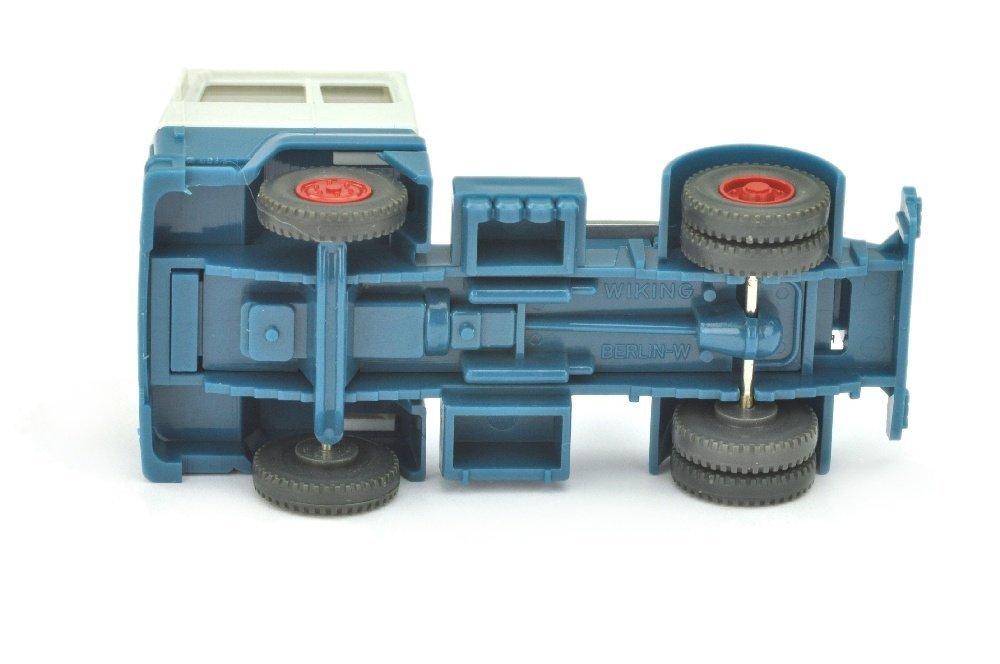 Zugmaschine Ford Transconti, altweiss/azurblau - 3