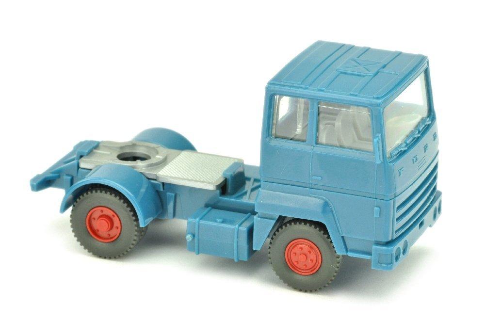 Zugmaschine Ford Transconti, azurblau