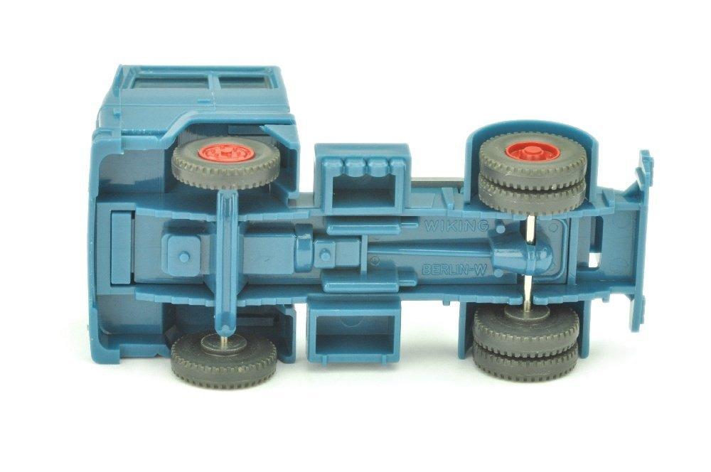 Zugmaschine Ford Transconti, azurblau - 3
