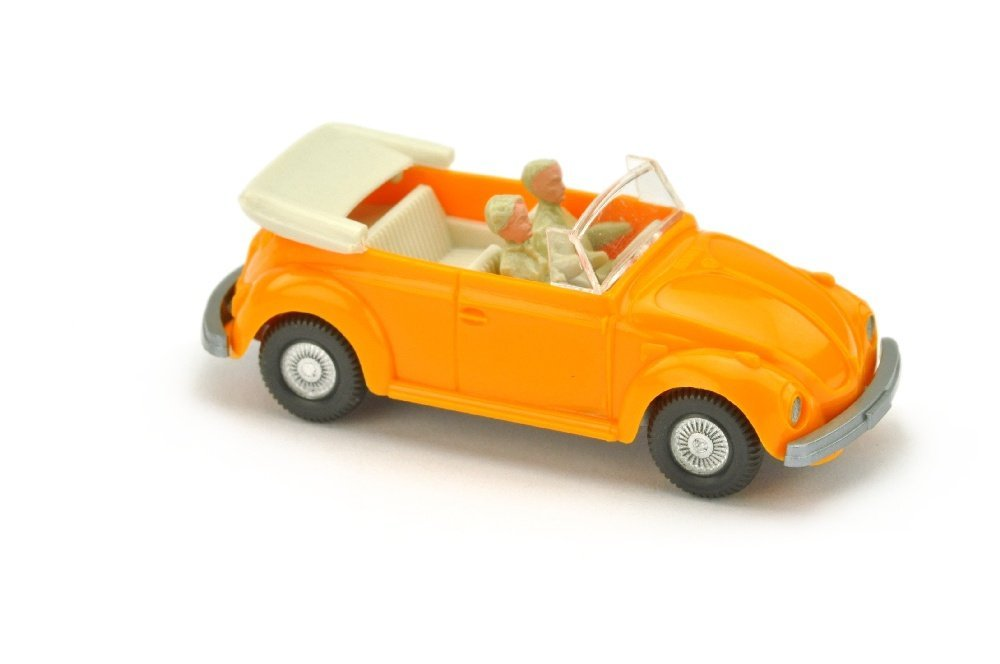 VW Kaefer Cabrio (Typ 3), hellorangegelb