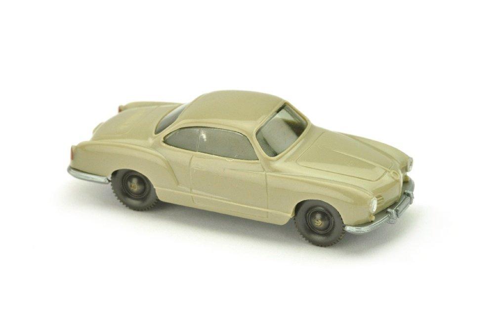 VW Karmann Ghia, olivgrau
