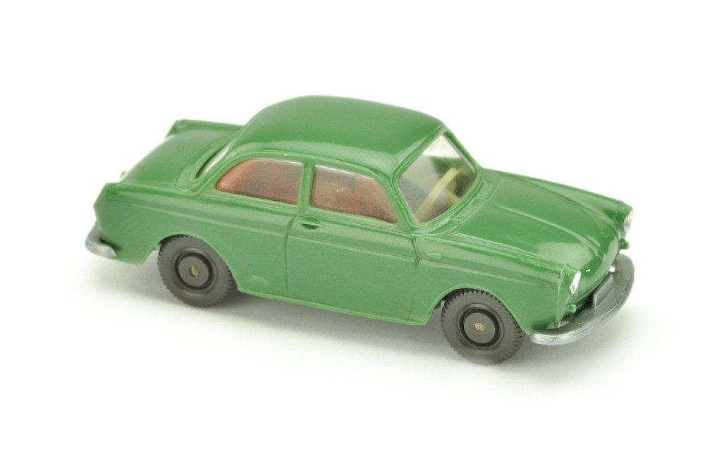 VW 1600 Stufenheck, diamantgruen (Version /4)