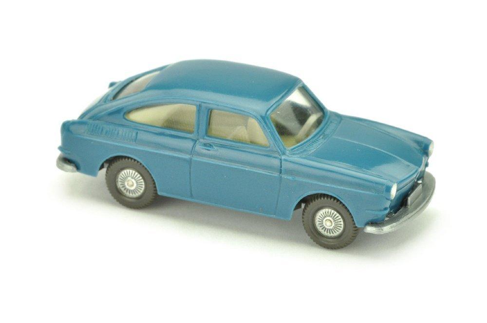 VW 1600 Fliessheck, azurblau
