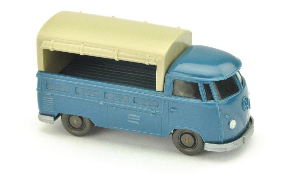 VW T1 Pritsche, azurblau
