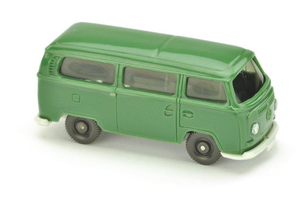 VW T2 Bus, diamantgruen