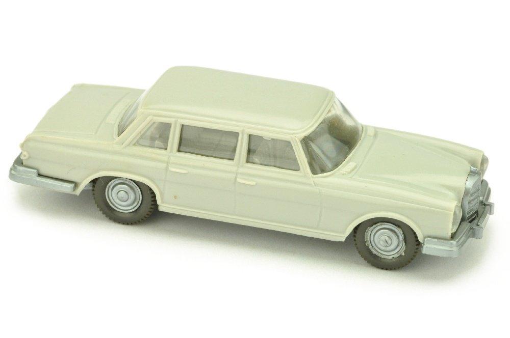 Mercedes 600, achatgrau