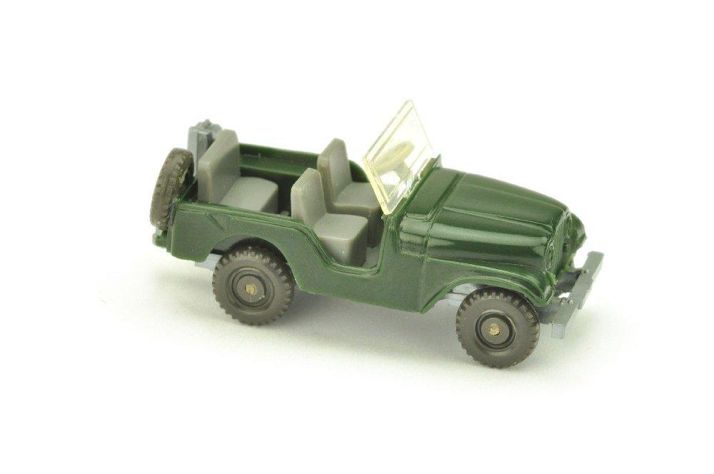 Jeep (Typ 5), tannengruen