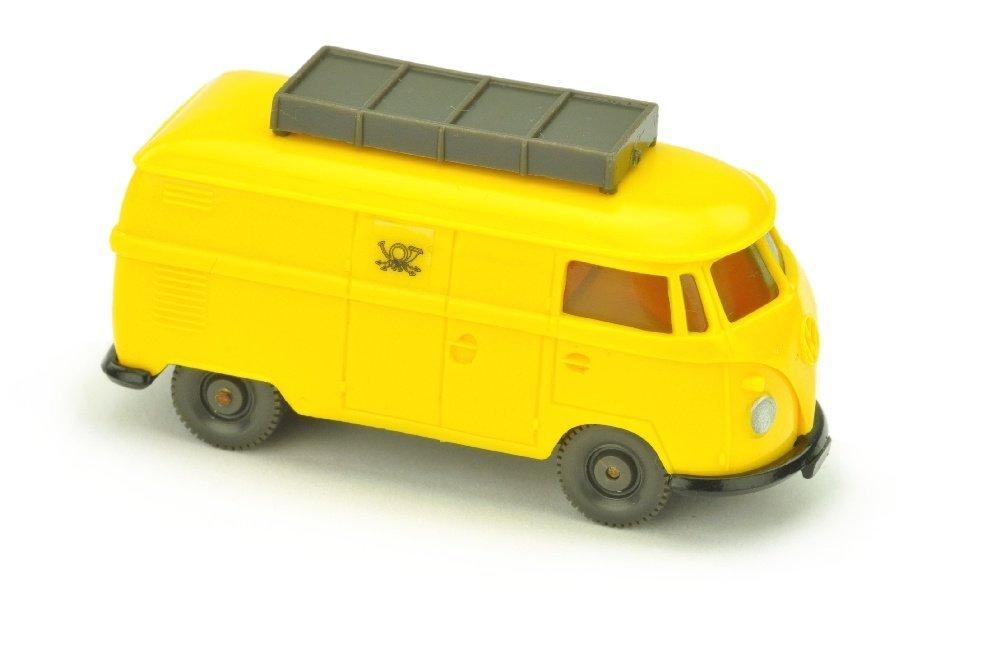 Postwagen VW T1 mit Aufbau