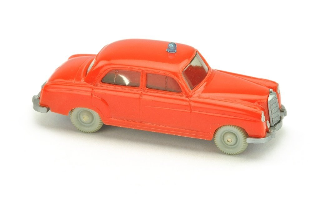 Brandmeister Mercedes 220, orangerot