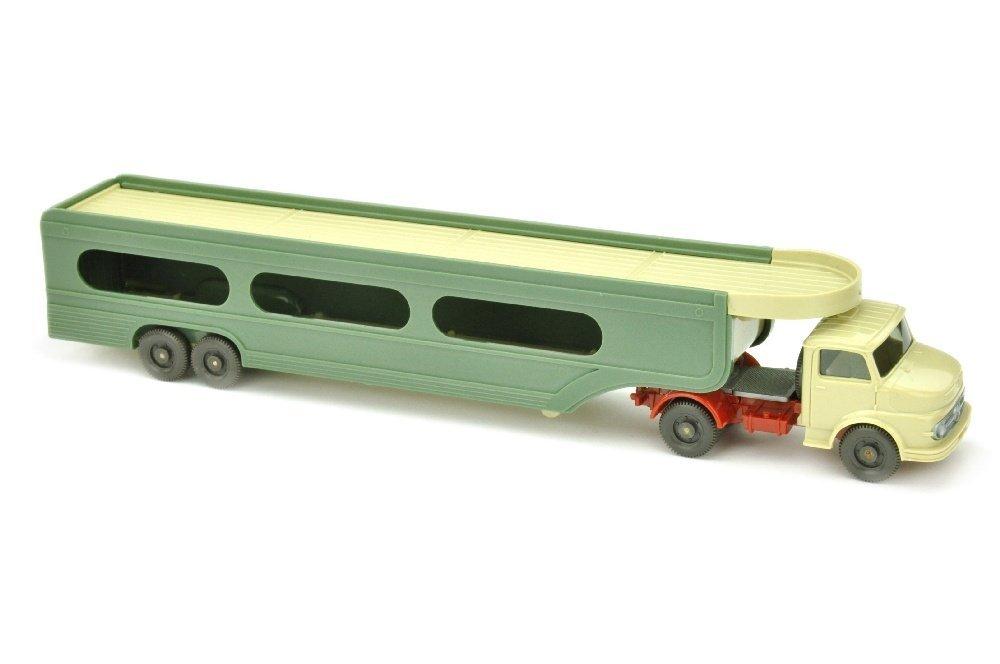 PKW-Transporter MB 1413 mit Luefter