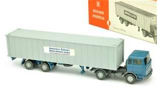 Cont.-SZ MB 1620 American Export (im Ork)