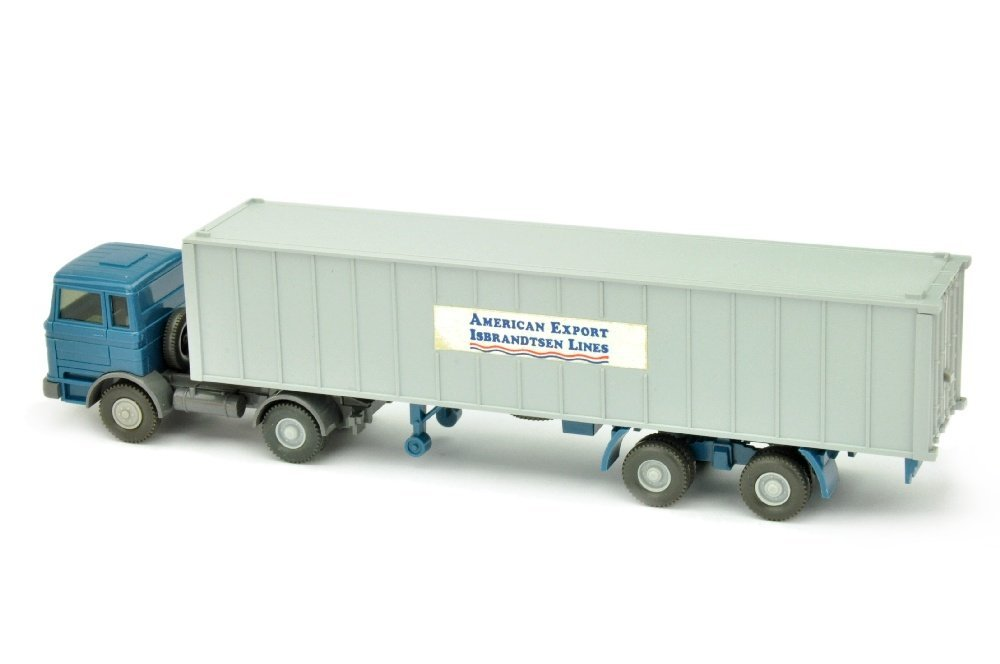 Cont.-SZ MB 1620 American Export (im Ork) - 2