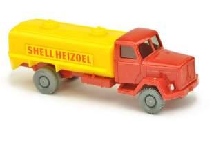 Tankwagen Saturn Shell Heizoel
