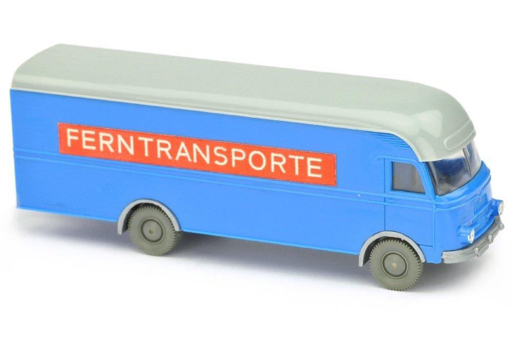 MB 312 Ferntransporte, himmelblau