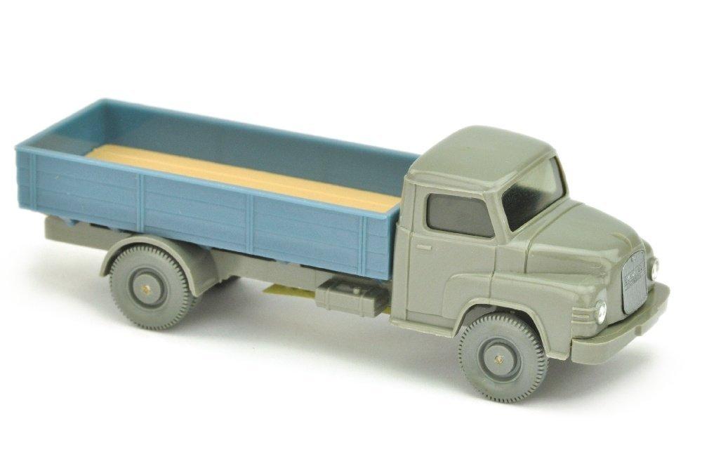 MAN Kurzhauber, betongrau/m'graublau (mit OPS)