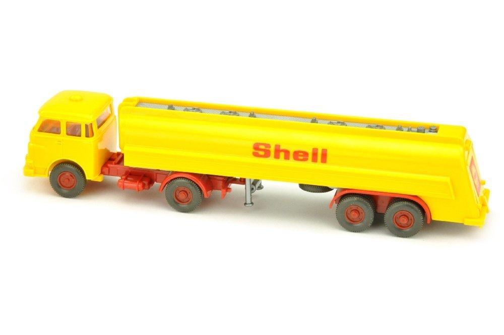 Shell-Tanksattelzug MAN 10.230 (im Ork) - 2