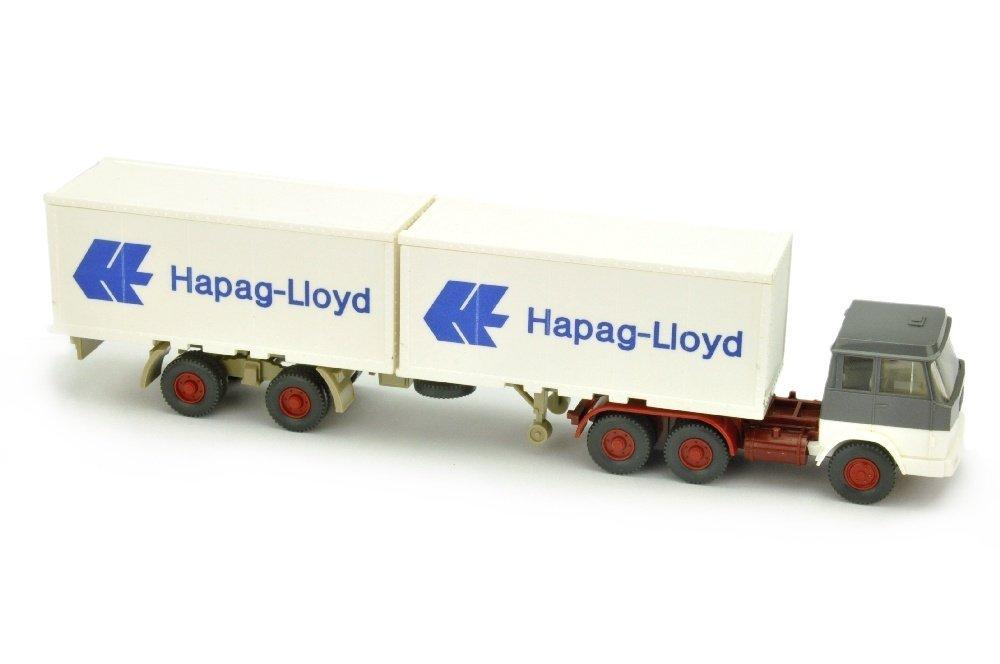 Hanomag-Henschel Hapag-Lloyd (Plywood)