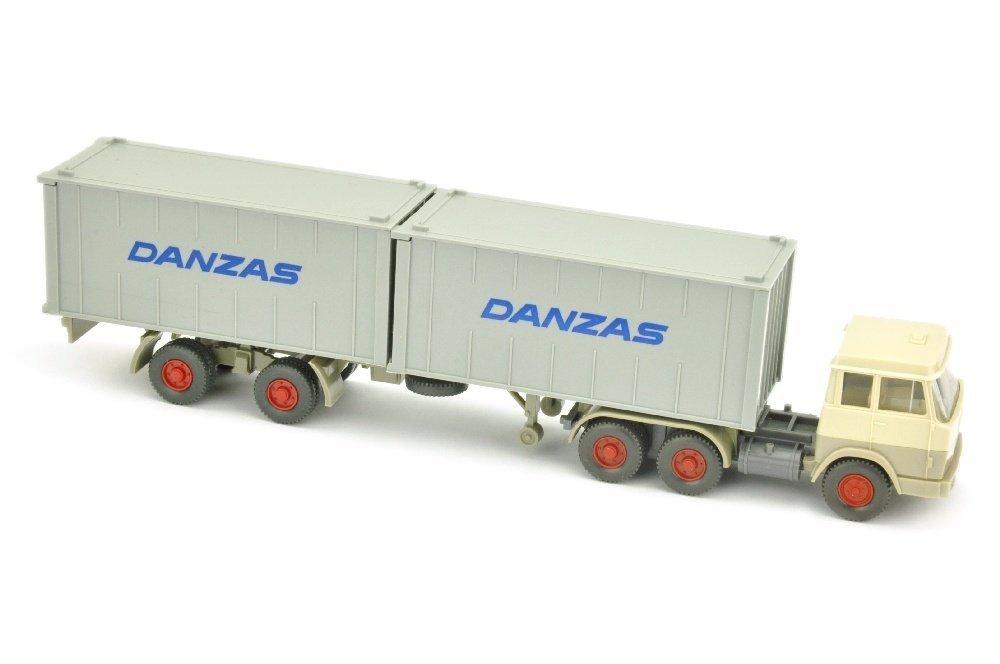Hanomag-Henschel Danzas (Container platingrau)