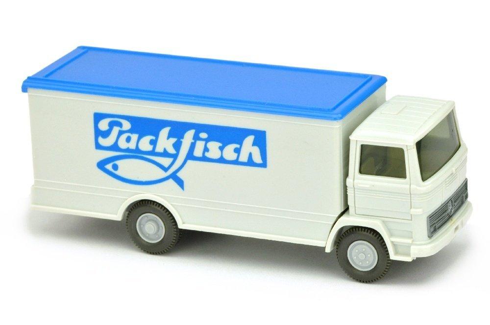 Koffer-LKW MB 1317 Packfisch