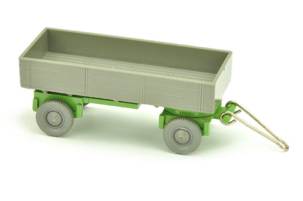 LKW-Anhaenger (Typ 5), betongrau/maigruen