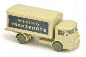 Koffer-lkw Buessing Wiking Transporte