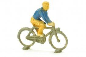 Siku - (v 414) Fahrradfahrer Auf Rennrad