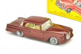Matchbox - (53) Mercedes-benz Coupe (im Ork)
