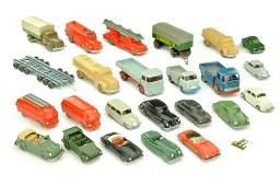 Konvolut 23 Modelle der 50er70er Jahre