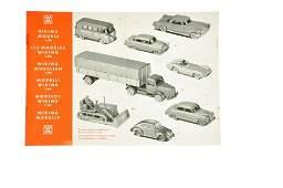 Preisliste 1959 A 5 quer