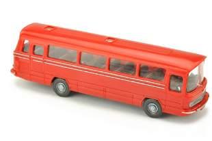 Omnibus MB O 302, rot
