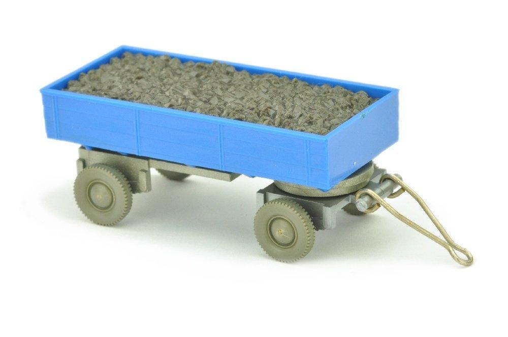 Kohlenanhaenger (Typ 5), himmelblau/silbern