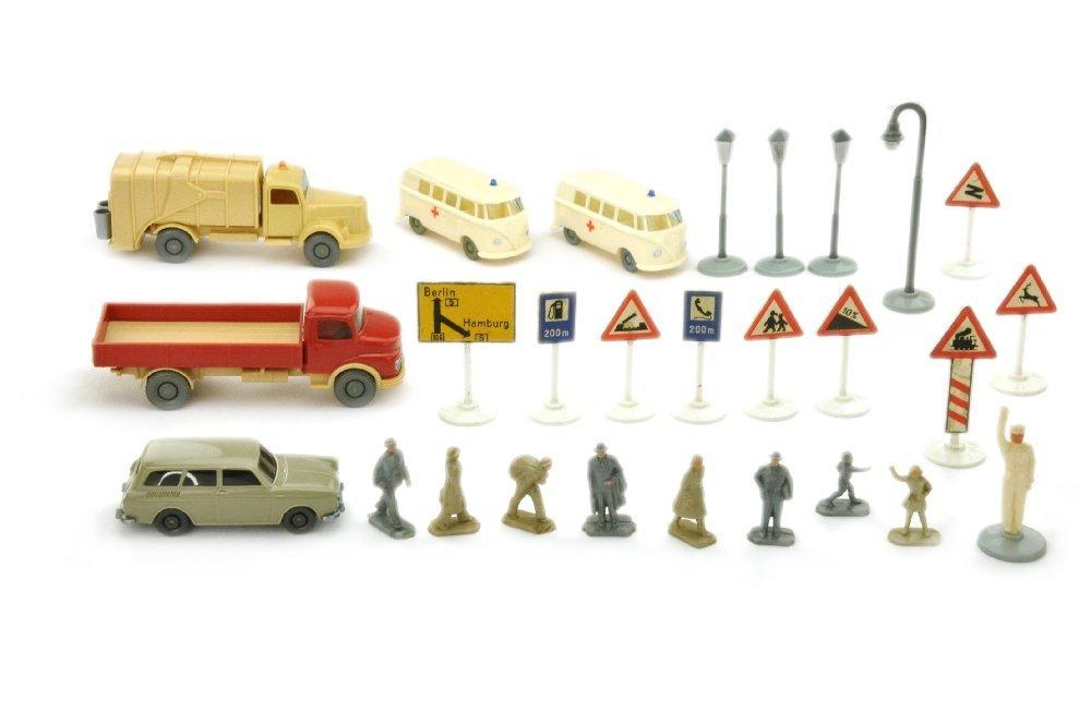 Konvolut 5+23 Modelle der 60er Jahre