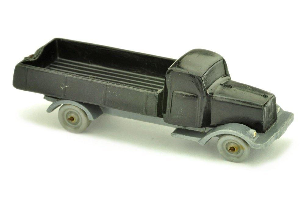 MB Diesel Typ 2, schwarz (Pritsche strukturiert)