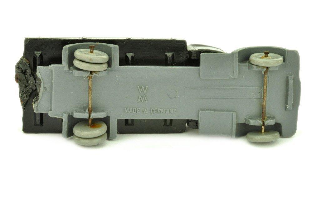 MB Diesel Typ 2, schwarz (Pritsche strukturiert) - 3