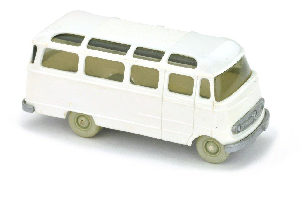 Mercedes L 319 Bus, weiss