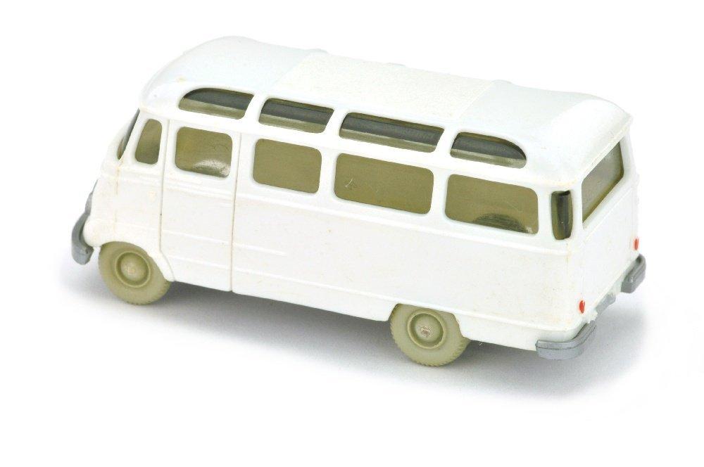 Mercedes L 319 Bus, weiss - 2