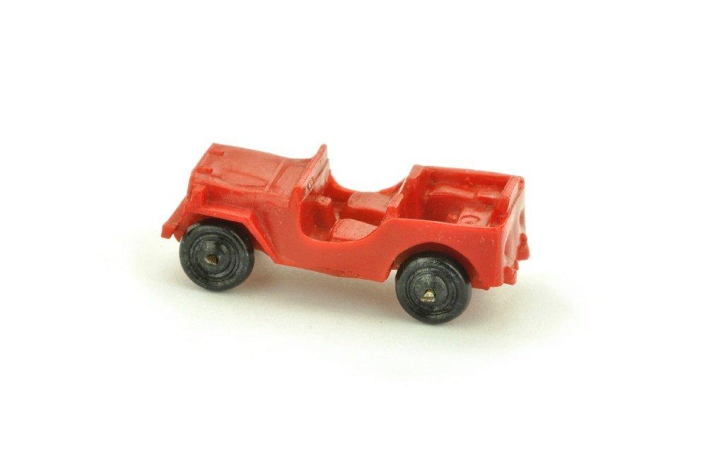 Jeep (Typ 2), rot (Raeder schwarz) - 2