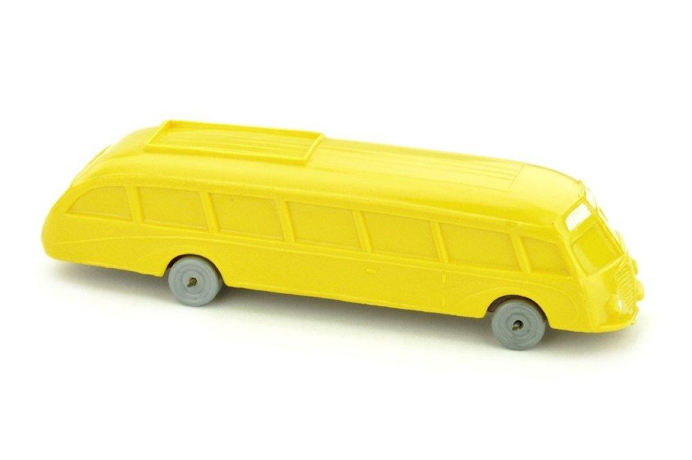Stromlinienbus (Typ 2), gelb