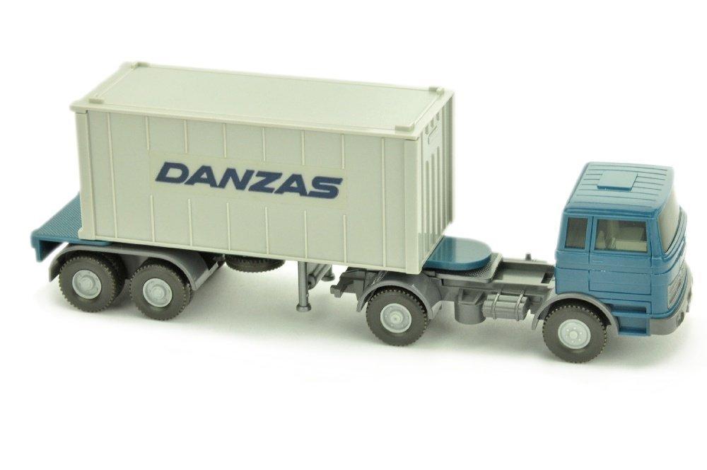 Danzas/1 - Container-Sattelzug MB 1620