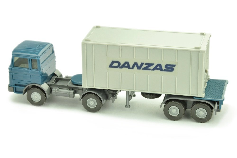 Danzas/1 - Container-Sattelzug MB 1620 - 2