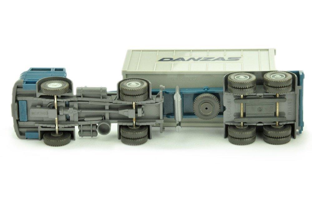 Danzas/1 - Container-Sattelzug MB 1620 - 3