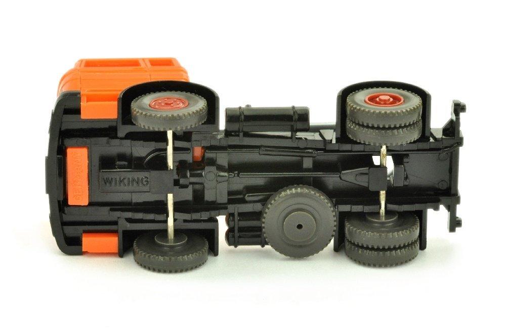 Zugmaschine MB 1620, h'-leuchtorange/schwarz - 3
