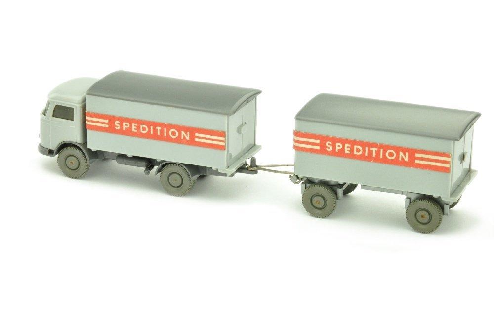 Kofferzug MB LP 321 Spedition - 2