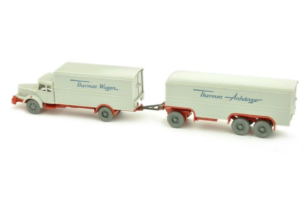 Thermos-Zug Krupp-Titan, achatgrau/rot - 2