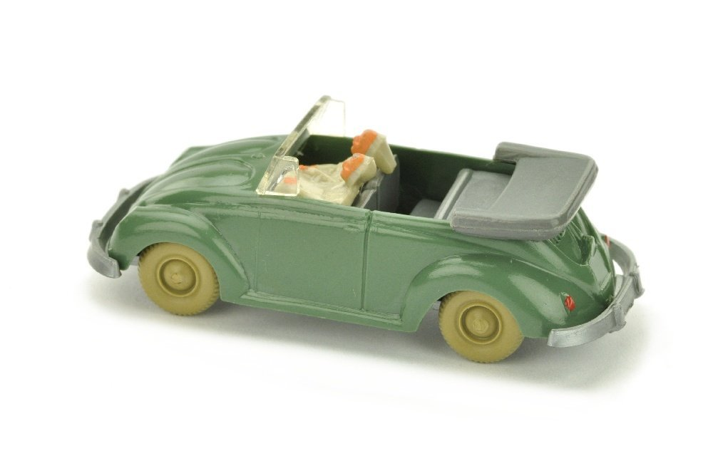 VW Kaefer Cabrio (Typ 2), dunkelresedagruen - 2