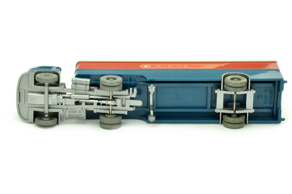 Koffer-Sattelzug MB Pullman Wiking (im Ork) - 3