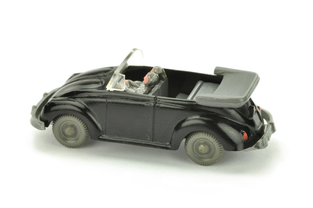 VW Kaefer Cabrio (Typ 2), schwarz - 2