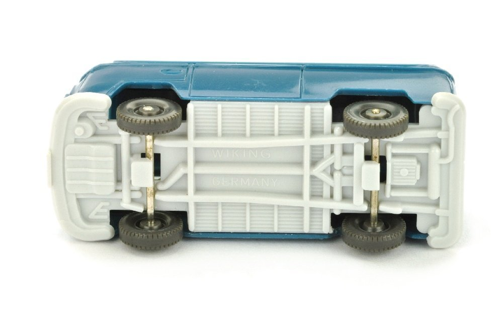 VW T2 Kasten, azurblau - 3